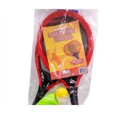 Бадминтон и теннис, 6 предметов, в пакете