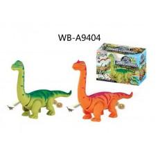 Динозавр, световые и звуковые эффекты,откладывает яйца, 22х12х15,5 см