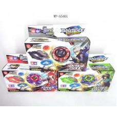 """Волчок """"Battle blade"""" с пусковым устройством, 8 цветов в ассортименте 12,5х17х4,5 см"""