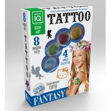 Набор для создания временных татуировок FANTASY (КАРРАС, C007)