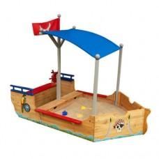 KidKraft Пиратская лодка Pirate Sandboat - песочница