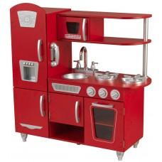 KidKraft Винтаж Vintage (красная) - детская кухня