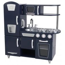 KidKraft Винтаж Vintage (синяя)- детская кухня