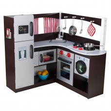KidKraft Эспрессо уголок - угловая детская кухня