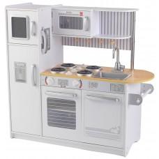 KidKraft Аптаун Uptown White Kitchen - детская кухня