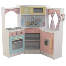 KidKraft Делюкс - угловая детская кухня