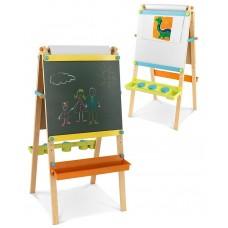 KidKraft Детский двусторонний мольберт из дерева