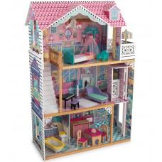 KidKraft Аннабель - кукольный домик с мебелью для Барби