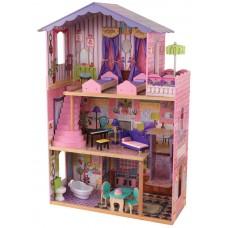 KidKraft Особняк мечты - кукольный домик с мебелью для Барби