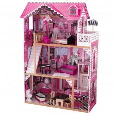 KidKraft Амелия - кукольный домик с мебелью