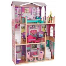 KidKraft Делюкс Deluxe - кукольный домик с мебелью