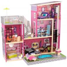 KidKraft Роскошная вилла - кукольный домик с бассейном