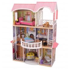 KidKraft Магнолия - кукольный домик с мебелью