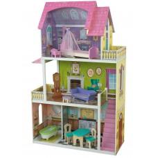 KidKraft Флоренс Florence Dollhouse - кукольный домик с мебелью