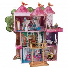 KidKraft Книга сказок - кукольный домик с мебелью