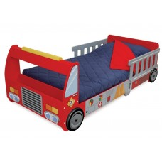 KidKraft Пожарная машина - детская кровать