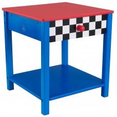 KidKraft Гоночная машина Race Car Side Table - прикроватный столик