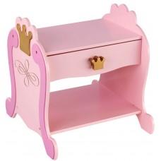 KidKraft Принцесса Princess Toddler Table - прикроватный столик