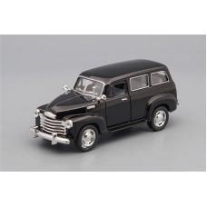 Машинка Kinsmart CHEVROLET Suburban Carryall (1950), black