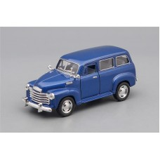 Машинка Kinsmart CHEVROLET Suburban Carryall (1950), blue