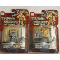 Робот-трансформер, 5 видов (Китай, 10802)