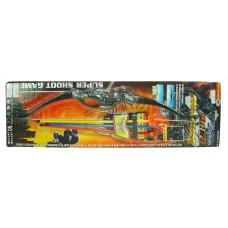 Лук со стрелами, блистер 72х21х3,5 см (Китай, 3501)