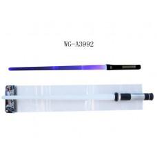 Меч светящийся, 74x4.4x4.5 см, (Китай, 3553A)