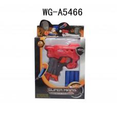 Бластер эл/мех с мягкими 3мя снарядами (Китай, 6011)