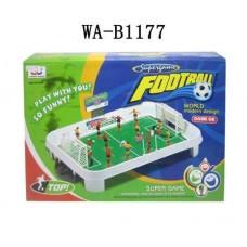 Настольный Футбол, в коробке, 38,6х6,4х27см (Китай, 67008j)