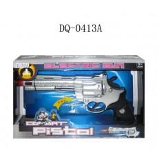 Пистолет эл/мех, в коробке, 28х4,7х16,9см (Китай, 811-6)