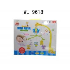 """Мобиль музыкальный для детской кроватки """"Жираф"""" (Китай, A821)"""