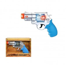 Револьвер штурмовой, со световыми и звуковыми эффектами (Китай, ARS-239)