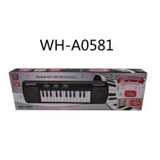 Синтезатор, 25 клавиш, 36x10,5x3,5см (Китай, BX1601)
