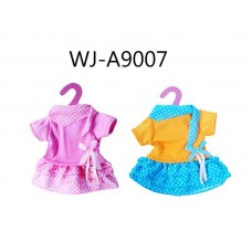 Одежда для кукол: платье 23x30x1см (Китай, GC14-2)