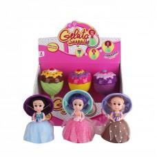 Cupcake Jelato. Кукла-кекс (Китай, LM2309)