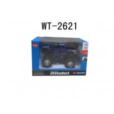 Внедорожник, машинка металлическая 1:32 (Китай, TN-1053)