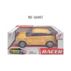 Машина (желтый цвет), эл/мех, световые эффекты