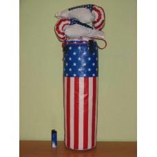 Боксерский набор американский флаг (средний)