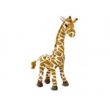 Жираф малый музыкальный 31 см, звук «В пятнышках моя рубашка» (LAVA, Л1156A)