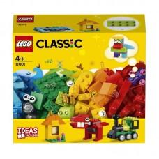 Конструктор LEGO CLASSIC Модели из кубиков