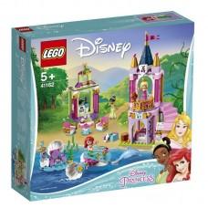 Конструктор LEGO DISNEY PRINCESS Королевский праздник Ариэль, Авроры и Тианы
