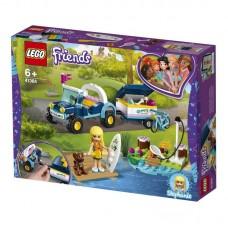 Конструктор LEGO FRIENDS Багги с прицепом Стефани