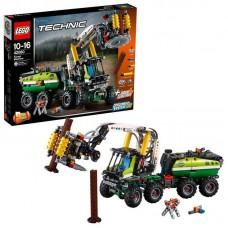 Конструктор LEGO TECHNIC Лесозаготовительная машина