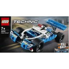 Конструктор LEGO TECHNIC Полицейская погоня