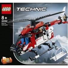 Конструктор LEGO TECHNIC Спасательный вертолёт