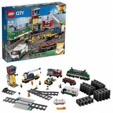 Конструктор LEGO CITY Товарный поезд