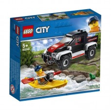 Конструктор LEGO CITY Great Vehicles Сплав на байдарке