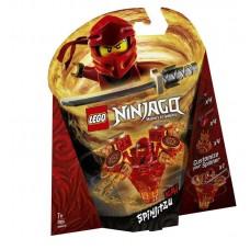 Конструктор LEGO NINJAGO Кай: мастер Кружитцу