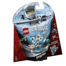 Конструктор LEGO NINJAGO Зейн: мастер Кружитцу