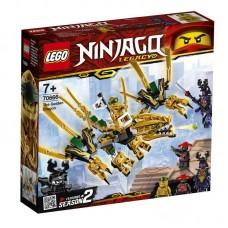 Конструктор LEGO NINJAGO Золотой Дракон
